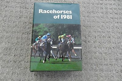 Racehorses 1981 ...with Dustcover And In Original Packaging
