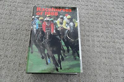 Racehorses 1988 ...with Dustcover And In Original Packaging