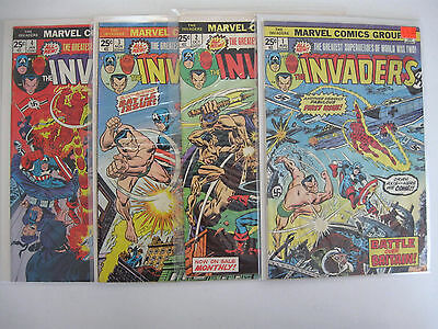 *INVADERS #1-41+More LOT (54 Books) Guide Price $350