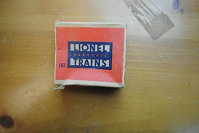 Lionel 167 Whistle Controller Box Only