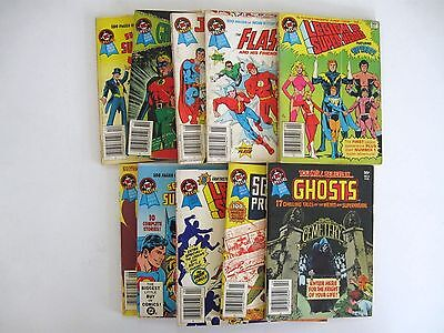 Dc Special Blue Ribbon Digest Lot (1980) #1-18,23-24