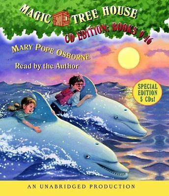 Magic Tree House: Magic Tree House Collection Nos. 9-16 by Mary Pope Osborne...
