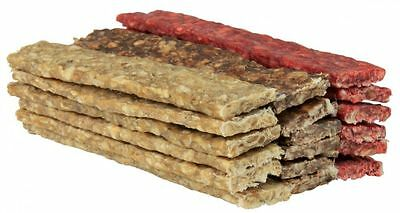 Wholesale Lot 100 Munchy Chewing Bars Prevents Tartar Snack Food Treat by TRIXIE