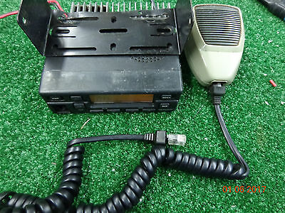 Kenwood TK-941 900Mhz Mobile radio 250 ch with Mic and bracket  #2