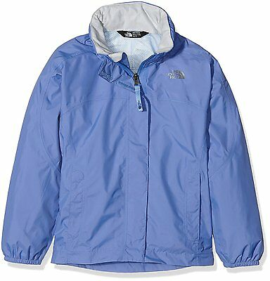 North Face Resolve Reflective Veste Imperméable Fille, Stellar Blue, FR : M...