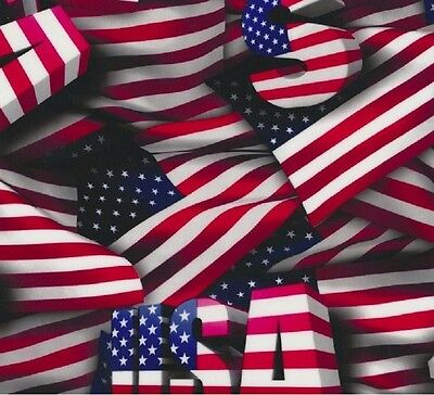 Hydrographic Water Transfer Hydrodipping Film Hydro Dip Usa Flag