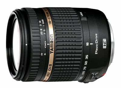 Tamron AF 18-270mm f/3.5-6.3 Di II VC PZD Lens For Canon Mount + Cleaning Kit