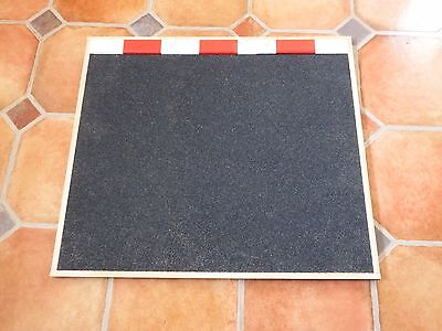 335mm x 315mm Size Tarmac Display Base With Kerbing Ideal for 1/18 Scale Models