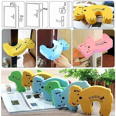 Kid Finger Protector Door Stopper Lock Jammers Pinch Guard Baby Safety