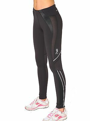 SALE Blockout F/Length Compression Black Sport Tight RRP$99.95 Save 60% $39.95