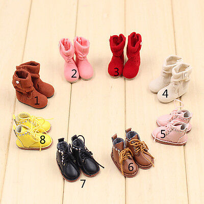 """One Pair of   Shoes For 12/"""" Blythe Doll Factory Nude Doll js99-28"""