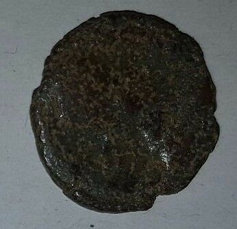 authentic ancient coin house clearance find