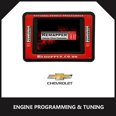 Chevrolet - ECU Remapping | Engine/Chip Tuning | ECU Programming Tool