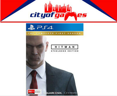 HITMAN The Complete 1st Season PS4 Game New & Sealed