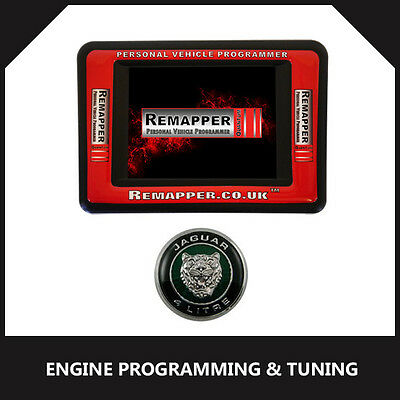 Jaguar - ECU Remapping | Engine/Chip Tuning | ECU Programming Tool