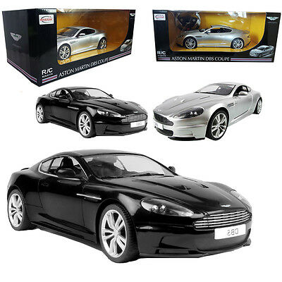 Licensed 1:14 Aston Martin DBS Coupe RC Radio Remote Control Model Car Kids Toy