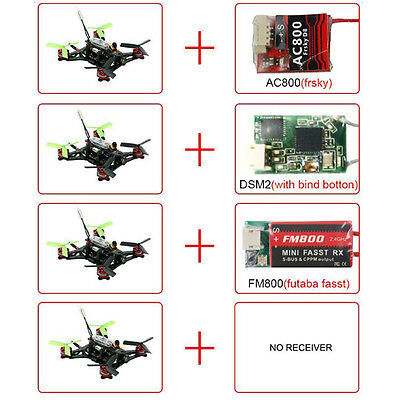 Kingkong 90TGT FPV Racing RC Drone with FRSKY Receiver Micro F3 Camera BLheili_S