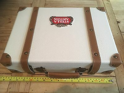 Stella Artois briefcase case suitcase  holdall Box NEW boxed