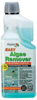 Azpects Professional Algae Remover - 1 Ltr Concentrate.