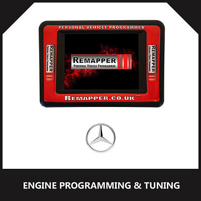 Mercedes - ECU Remapping | Engine/Chip Tuning | ECU Programming Tool