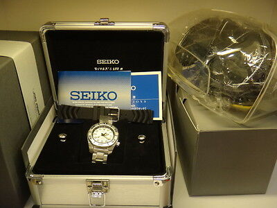 RARE NEW Seiko Silver Sumo prospex limited edition SPB029 auto #/1965 Pcs only