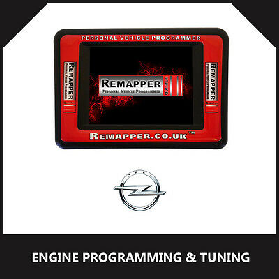 Opel - ECU Remapping | Engine/Chip Tuning | ECU Programming Tool