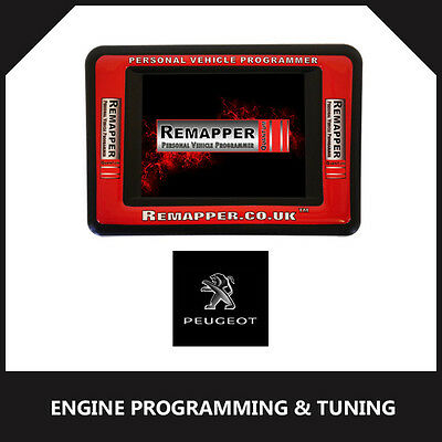 Peugeot - ECU Remapping | Engine/Chip Tuning | ECU Programming Tool