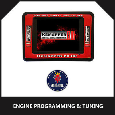Saab - ECU Remapping | Engine/Chip Tuning | ECU Programming Tool