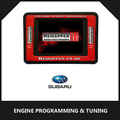 Subaru - ECU Remapping | Engine/Chip Tuning | ECU Programming Tool