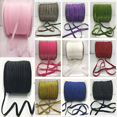 "32 colors New Hot 5/10yards 3/8""10mm width Velvet Ribbon Headband Clips Bow Pick"