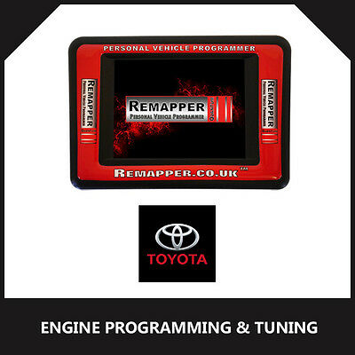 Toyota - ECU Remapping | Engine/Chip Tuning | ECU Programming Tool