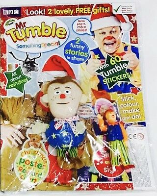 CBeebies Mr Tumble Something Special Magazine #74 With AMAZING GIFTS!