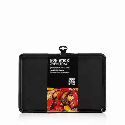 Home Collection Heavy Gauge Steel Non-Stick Oven Tray From Debenhams