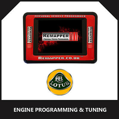 Lotus - ECU Remapping | Engine/Chip Tuning | ECU Programming Tool