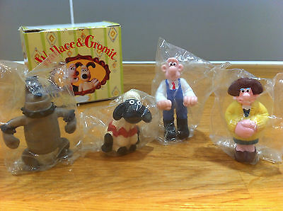 Wallace and gromit Mini Collectables figures Shaun the Sheep A Close Shave - NEW