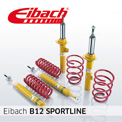 Eibach B12 Sportline Suspension kit E95-85-001-02-22 for Volkswagen - Golf Mk4 (