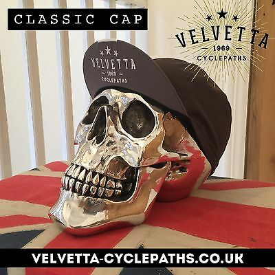 Velvetta Vintage/Retro Style Cycling Cap (Eroica) Bike Fixie Fixed ����