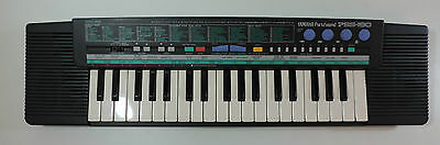 Yamaha PSS-190 Portable Electronic Keyboard Synth Piano Drum Pads