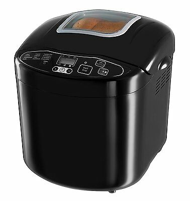 Russell Hobbs 23620 12 Programmes 660W Rapid Bake Compact Breadmaker in Black