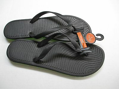 West Loop MEN'S SPORTS SANDALS THONGS BEACH POOL INDOOR OUTDOOR FLIP FLOPS 9/10