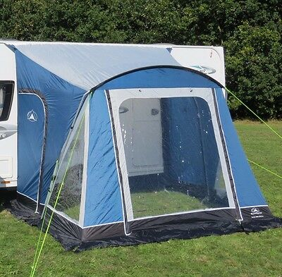 Sunncamp Swift 260 Deluxe Caravan Awning /New For 2017/ Porch Awning / RRP £165