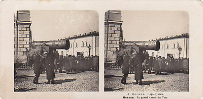 Russia Moscow Stereoviews
