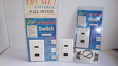 Smart Light Touch Control Wall Switch : Touchless, Remote control, Timer Switch
