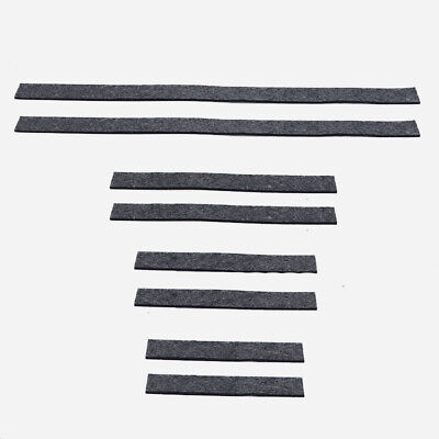 Ford Gpw  And Willys Mb, Fuel Tank Anti Squeak Felt Kit Self Adhesive
