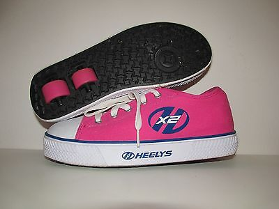 HEELYS X2 Skate shoes trainers Girls size UK5 EUR38