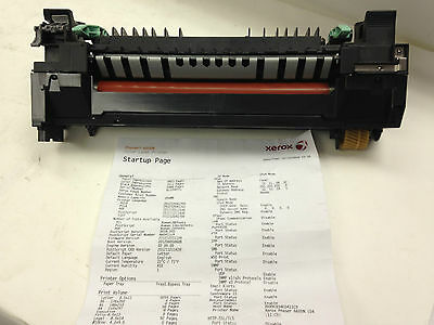 XEROX Phaser 6600-n Workcentre 6605 Fuser Assembly CN-126K