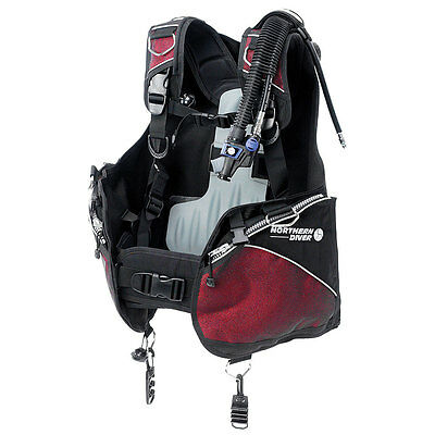 SALE !!! Northern Diver GUARDIAN II BCD Small, was £240