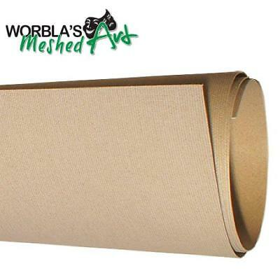 Worbla's Meshed Art (WMA) Thermoplastic Modelling & Moulding Sheet
