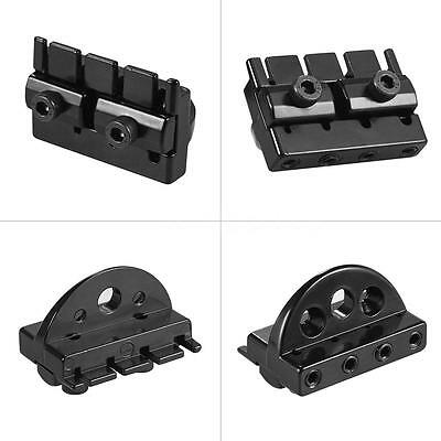4-string Headless Electric Bass Guitar String Locking Nut 2 Wrench+2 Screw T1S1