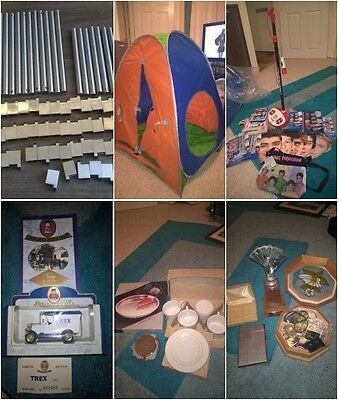 car boot items.over 140 seperate items , joblot